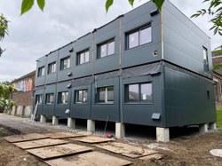 Extension de l'école communale d'Ombret