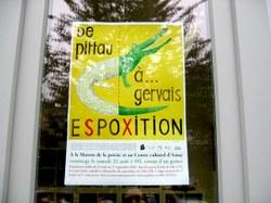 """Exposition """"De Pittau...à gervais"""""""