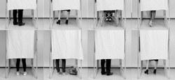 """Elections communales et provinciales - Dépliant  """"Aînés aux urnes"""""""