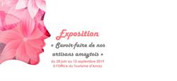Exposition «Savoir-faire de nos artisans amaytois»