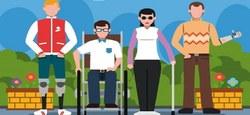 Mise en place d'un CCCPH – Signature d'une Charte visant l'inclusion des personnes en situation de handicap
