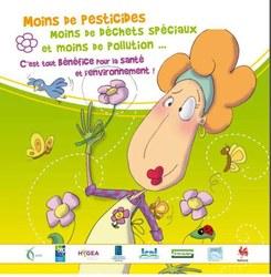 Brochure pesticides