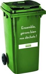 conteneur vert