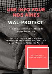 Info pour nos Aînés  - WAL-PROTECT